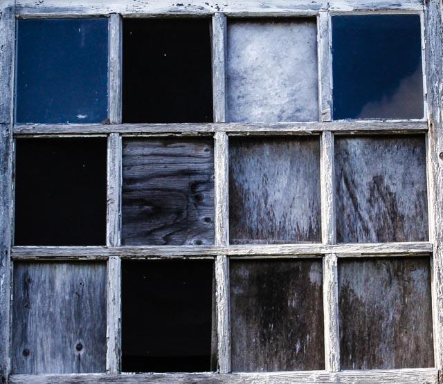 Window in Halifax Harbour
