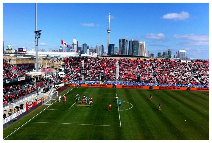 Toronto FC Heimspiel