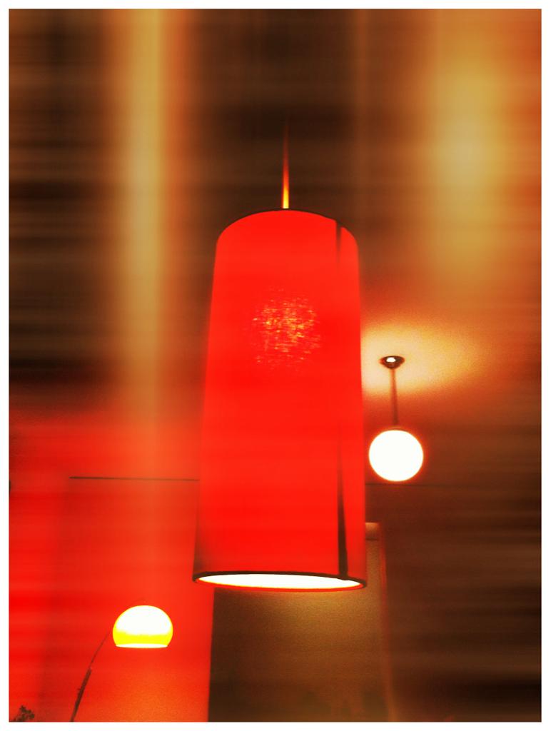 Lamp in Berlin